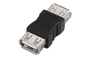Adaptador USB A 2.0 hembra/hembra