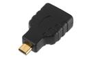 Adaptador HDMI a Micro HDMI V1.4 fichas de oro