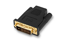Adaptador DVI a HDMI macho/hembra